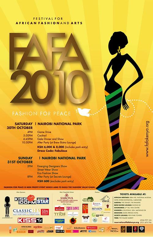 Fafa Kenya e-shot