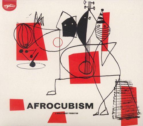 Afrocubism album cover