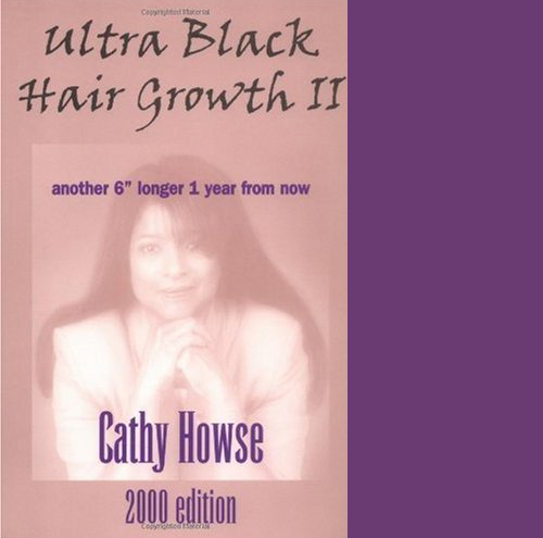 Ultra Black Hair Growth