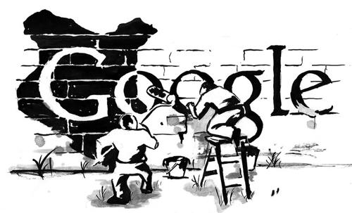 Doodle for Google Kenya