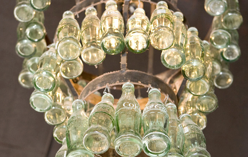Madiba-coke-chandelier