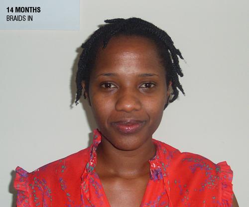 14 Months Braids in Natural Hair Journey Afri-love