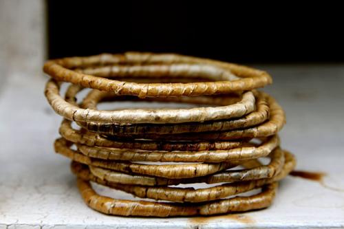 Banana-bracelets