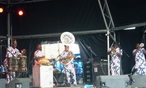 Gangbe-brass-band