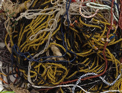Seed Trade Beads Fulani