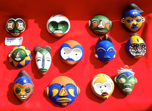 Colourful-masks