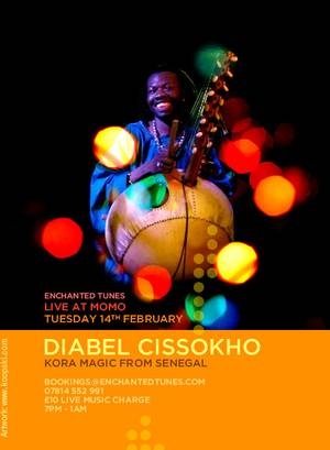 Diabel Cissokho Live at Momo