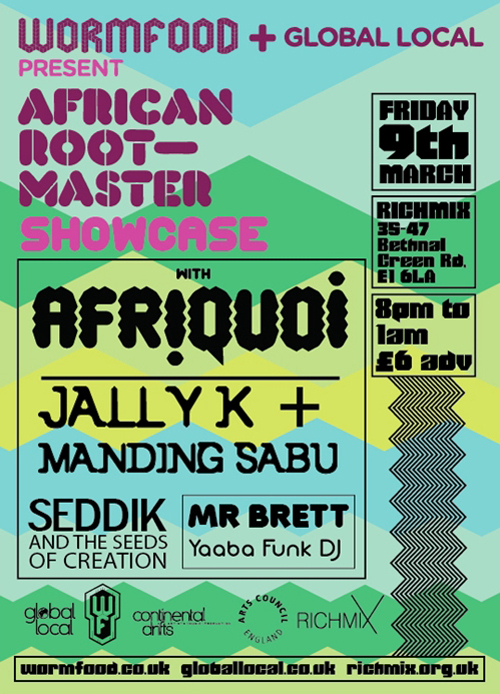 African Rootmaster Festival Showcase