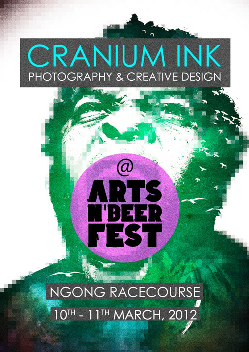 Cranium Ink Arts and Beer Fest Nairobi