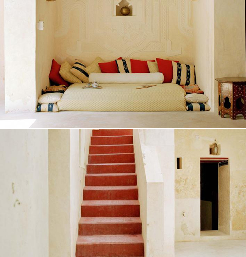 Baytil-Ajaib-Lounge-and-Stairs-Lamu-Kenya-Interior-Design