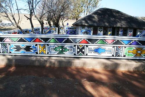 Ndebele-art