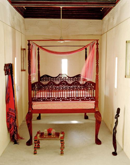 Baytil Ajaib Room Lamu Kenya Interior Design