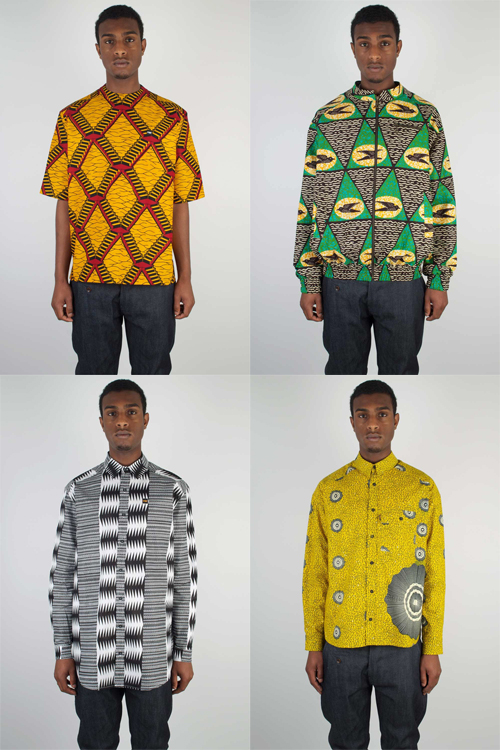 Y-oh-by-Kara-Messina-Mens-Clothing-Shirts-Wax-Print-on-Afri-love