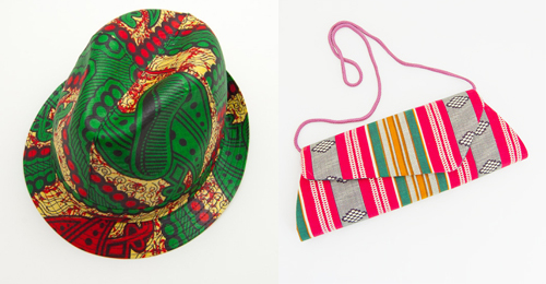 Trilby-Hat-Clutch-Bag-Wax-Print-The-South-Is-Blooming-Online-Shop