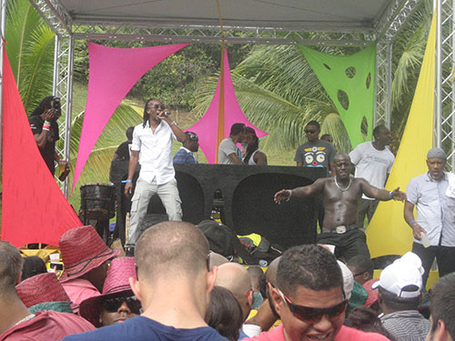 Lil-Rick-Performance-Shades-Party-Carnival-Trinidad-and-Tobago