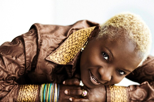 WOW 2013 Angelique Kidjo
