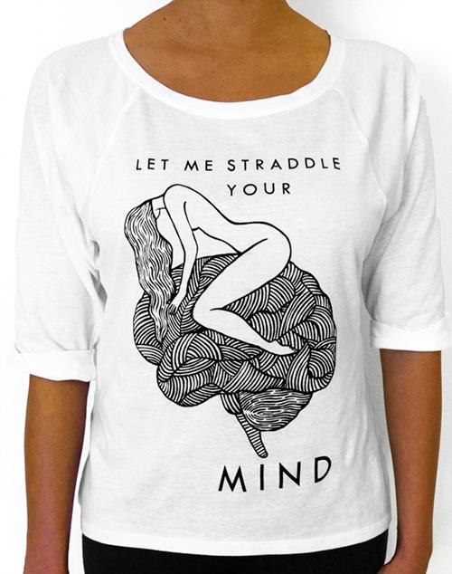 CREATE.TURE-Mind-Straddle-Tee