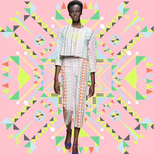 Sindiso Khumalo Prints Patterns Fashion Textiles