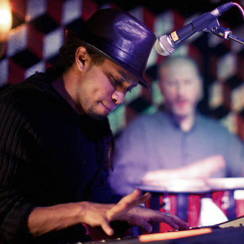 Samuel Yirga Jazz Pianist Ethiopia Music