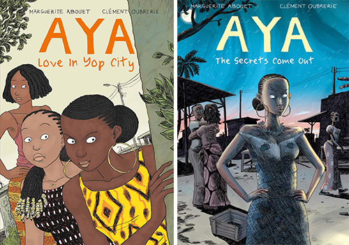 Aya-Yop-City-Marguerite-Abouet-African-Graphic-Novel