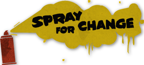 Spray for Change Graffiti Art Kenya
