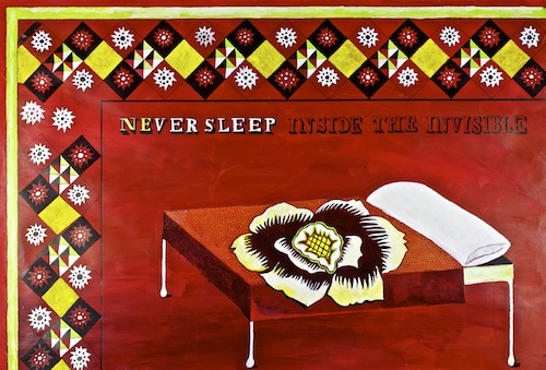 Lubaina Himid Art Never Sleep