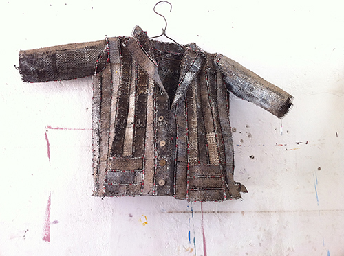 Dickens Otieno Kenya Art Jacket
