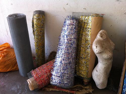 Dickens Otieno Kenya Art Recycled Aluminium