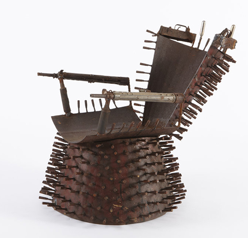 Goncalo-Mabunda-Chair-Recycled-Arms
