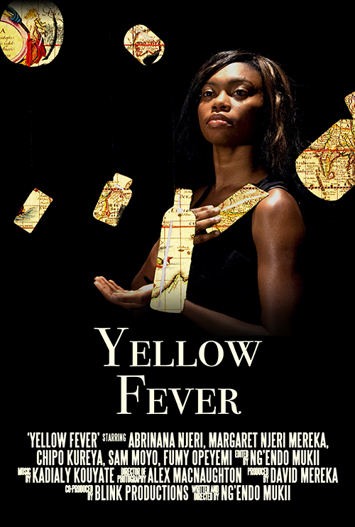 Yellow Fever Short Film Poster