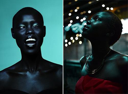 African Inspiration On Pinterest Celebrating Blackness In Fashion Photography Afri Love