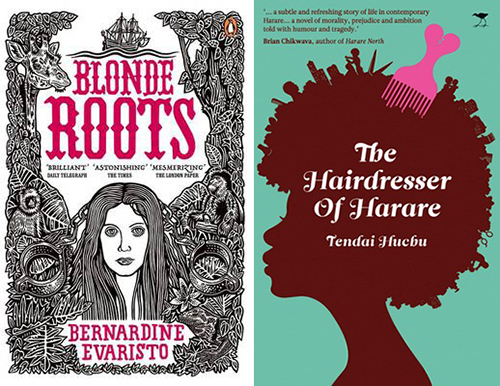 2-Books-Blonde-Roots-The-Hairdresser-of-Harare