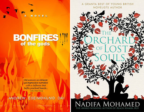 3-Books-Bonfires-of-the-Gods-The-Orchard-of-Lost-Souls