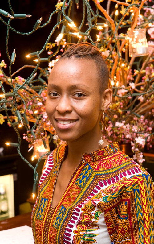 Ngendo Mukii Animator Editor Director Filmmaker