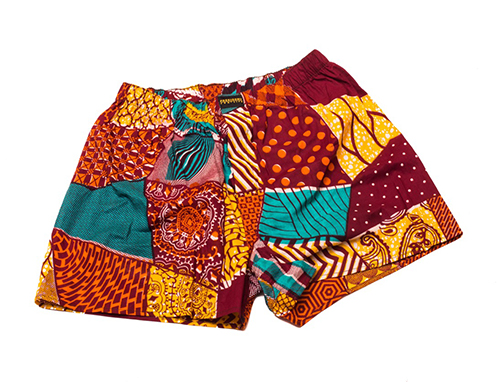 Wildfire-Red-Spritely-Yellow-and-Cool-Water-Blue-President-For-Life-Boxer-Shorts