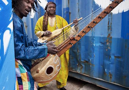 London-African-Music-Festival-2013-Senegal-Malick-Pathe-Sow-Bao-Sissoko