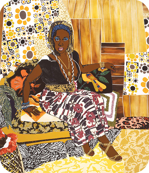 Mickalene-Thomas-Collage-Art