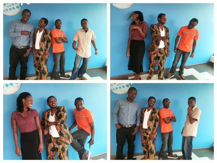 Asilia Kenya team
