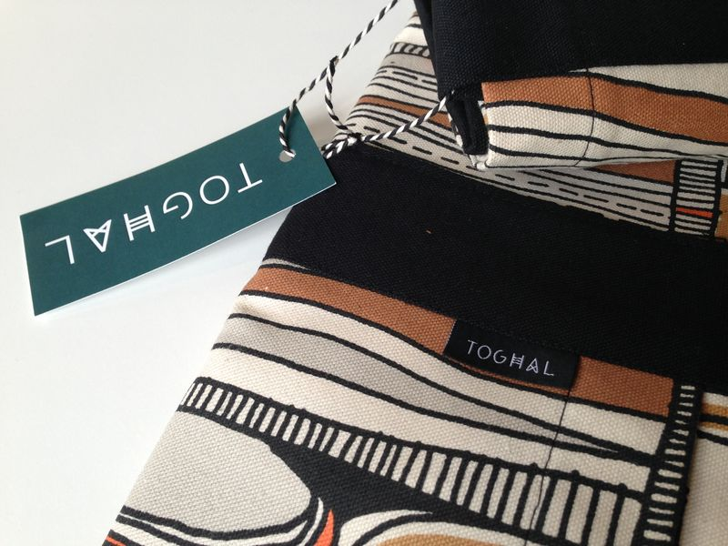 Toghal African Traditional Textiles Reimagined Packaging Design by Asilia