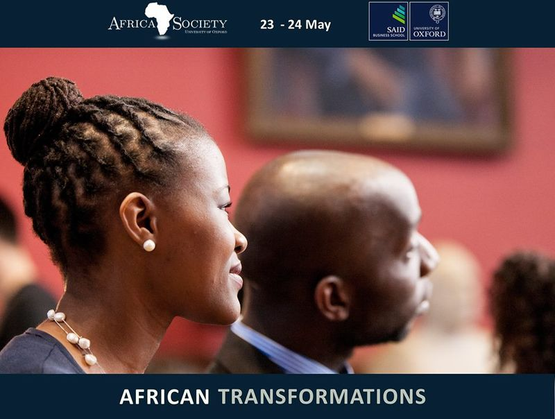 Oxford Africa Conference 2014 2