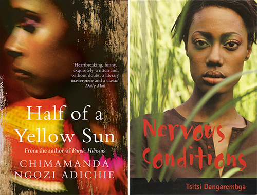 Great Girls African Literature