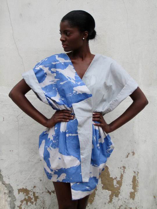 Choolips-Dress-Sustainable-Fashion-Africa