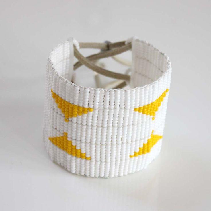 Sidai Designs Beaded Warrior Bracelet Maasai Inspired Jewellery