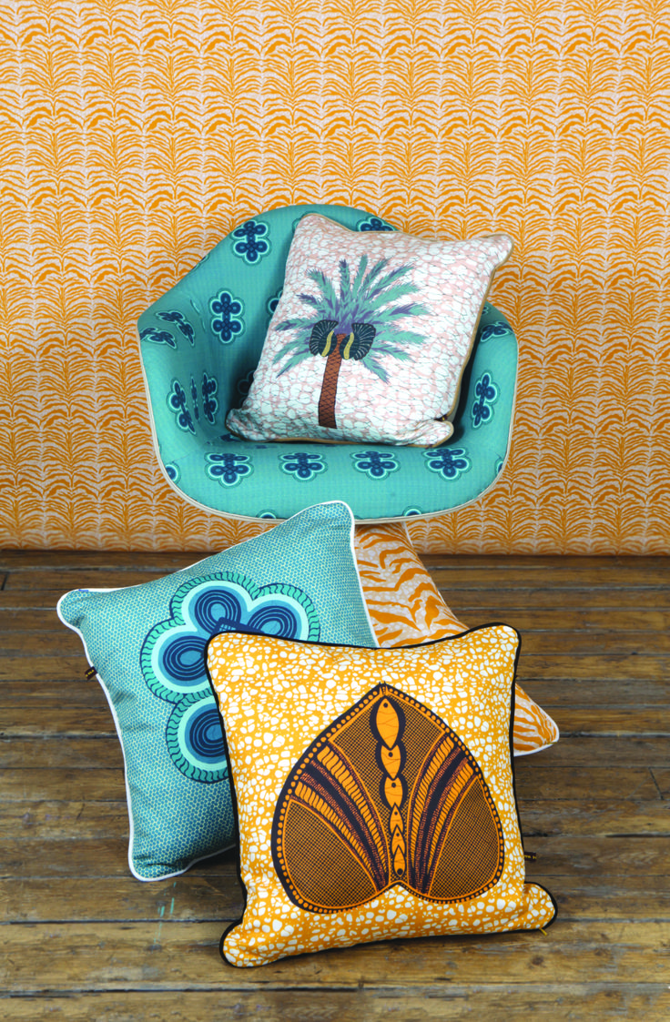 African Furniture Decor Eva Sonaike