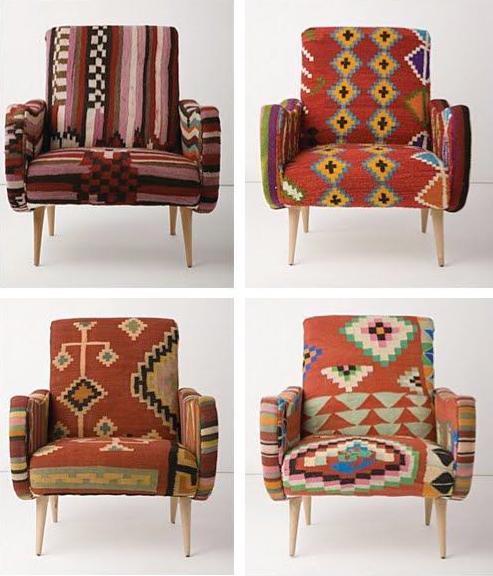 5-Kilim-Chairs
