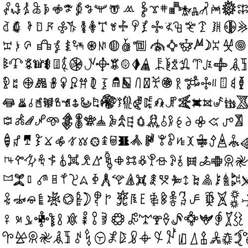 Bamum Script Cameroon