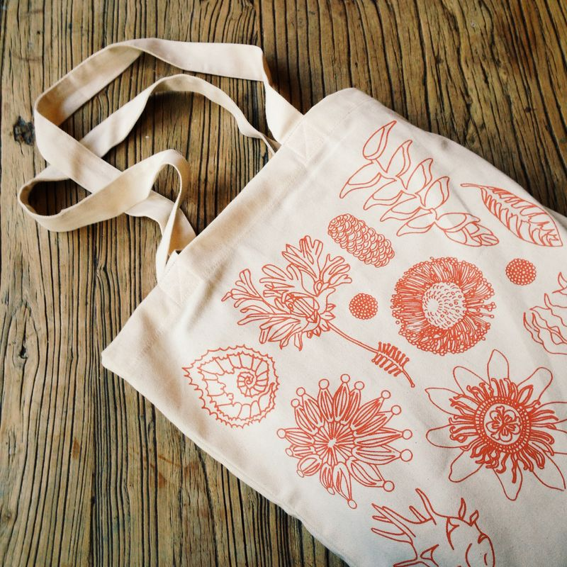 Botanical Bag Creativity and Noise Lulu Kitololo
