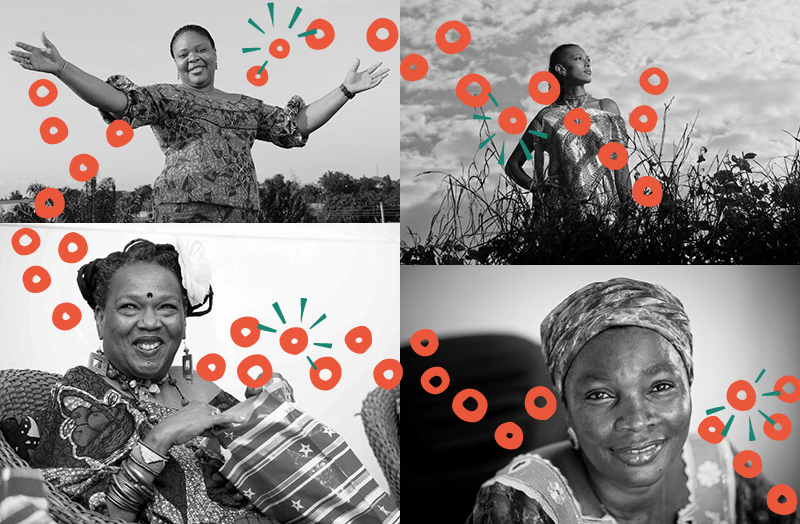 Project Stories: African Women's Development Fund Logo and Website